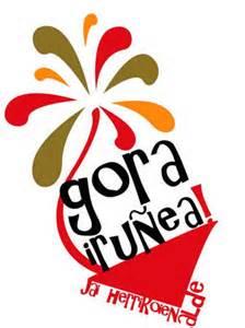 gora_iruñea