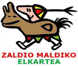 Zaldiko_Maldiko_logoa