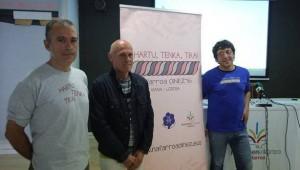 Oinez basoa Lodosa-Viana