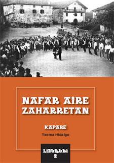 Libro Nafar Aire Zaharretan
