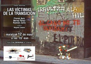 Charla_Las víctimas_dela_Transición
