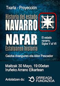 Txarla Nafar Estatuaren Historia
