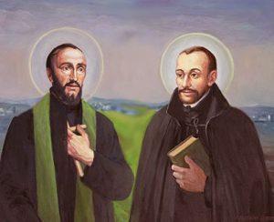 ignaciodeloyola y franciscodejaso