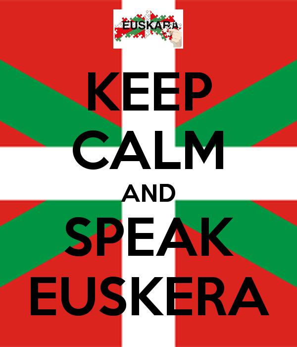inglés y euskera