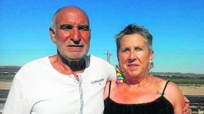 Benito Salvatierra y Amelia Resano