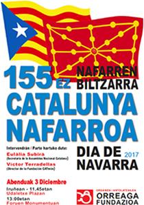 Nafarren Biltzarra - Dia de Navarra17