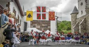 Nafarroaren Eguna 2018 Baigorrin Nafarroaren Eguna 2018 ˆ Saint Etienne de Baigorry