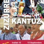 ZizurrenKantuz 15-09-2018