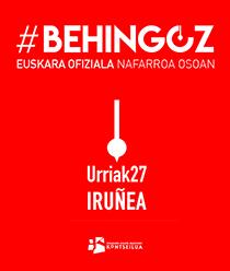 BEHIGOZ. Eskara Ofiziala