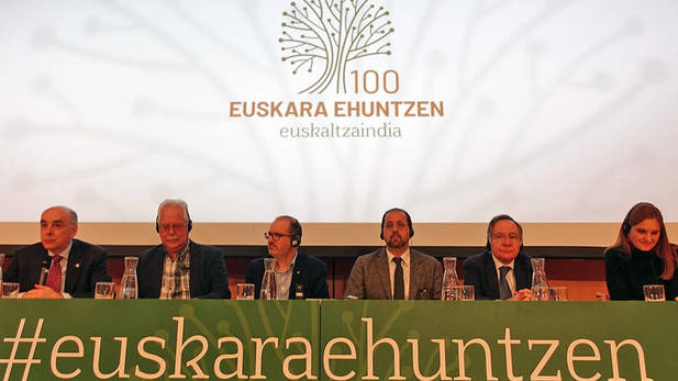 Euskara Ehuntzen