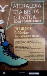Ezkaba. Visita Guiada