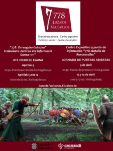 Exposición Batalla de Roncesvalles
