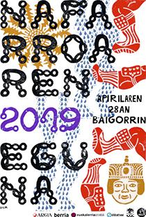 Nafarroaren-Eguna 2019 Kartela
