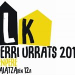 Herri Urrats logoa 2019