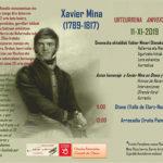 Homenaje a Xabier Mina