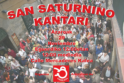 San Saturnino Kantari