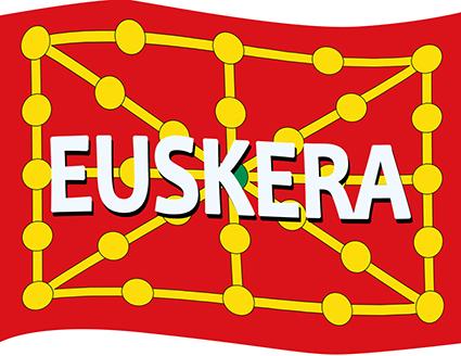 Bandera Navarra - Euskera