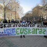Celadores contra la Euskararenfobia