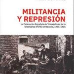 Libro Militancia y Represión