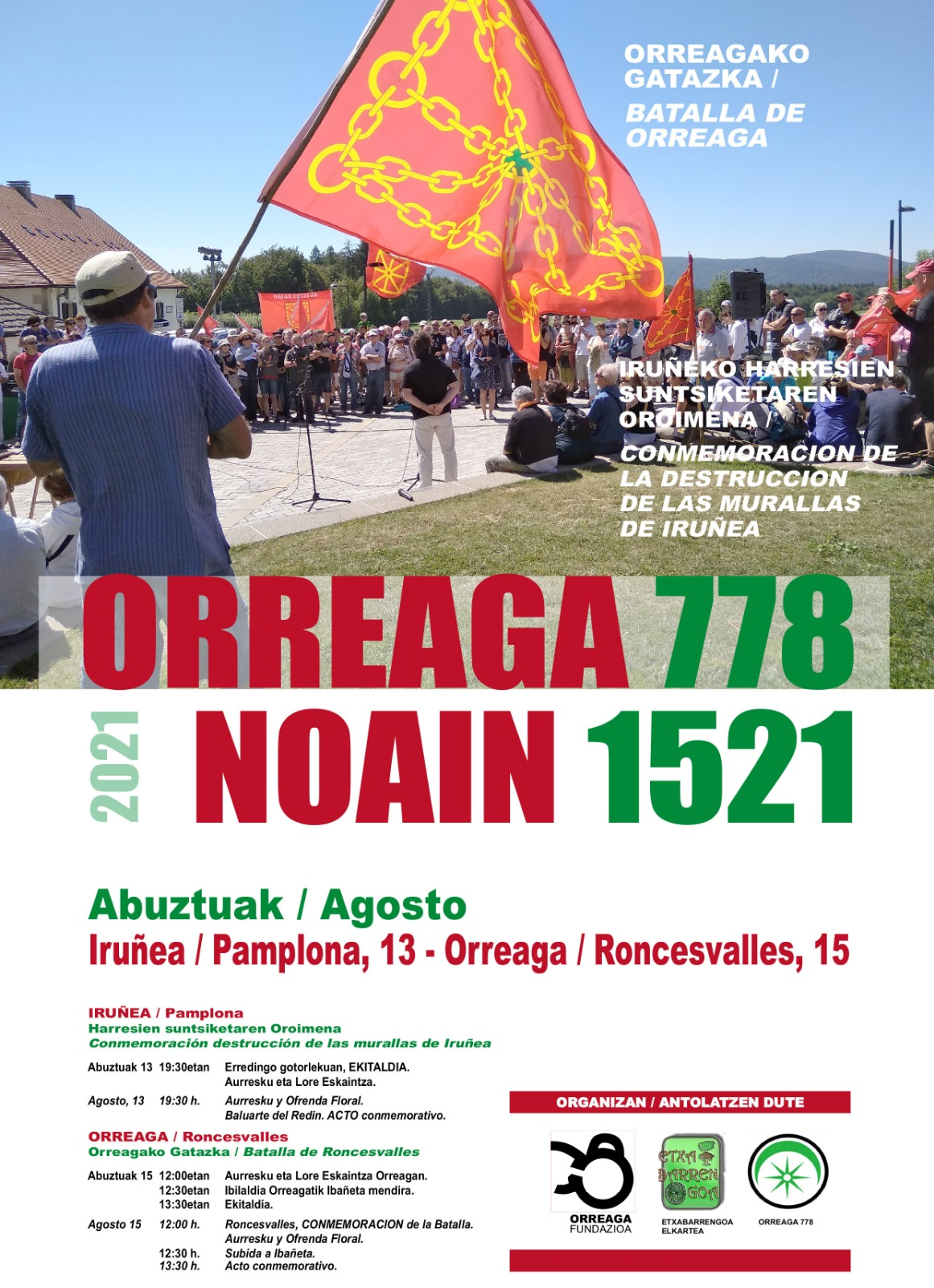 Orreaga 778 - 2021