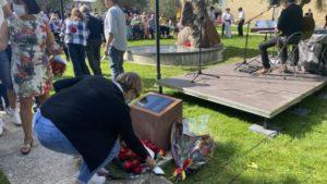 Parque de la Memoria en Beriain